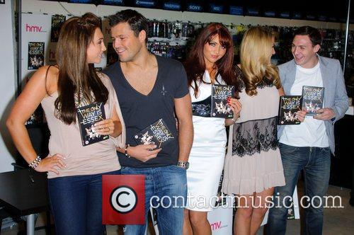 Lauren Goodger, Mark Wright, Amy Childs, Sam Faiers...