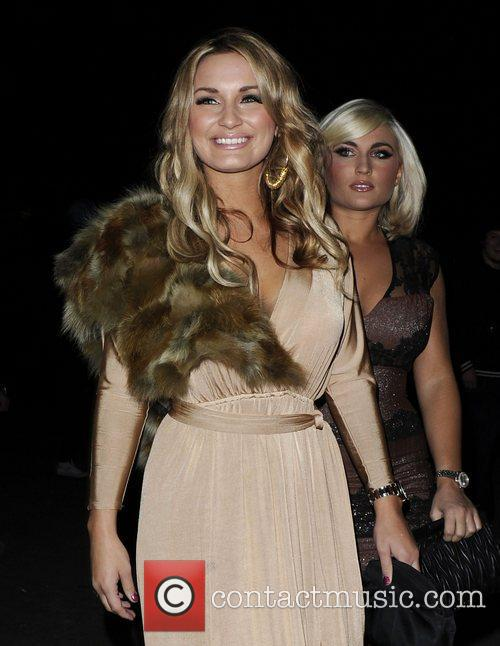Sam Faiers and Penthouse 2