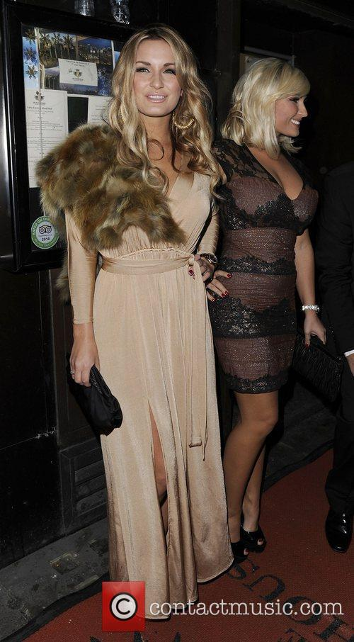 Sam Faiers and Penthouse 10
