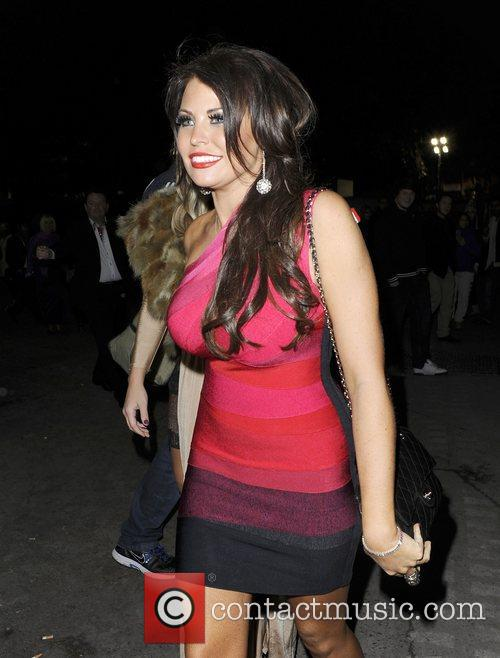 Jessica Wright at The Only Way Is Essex:...