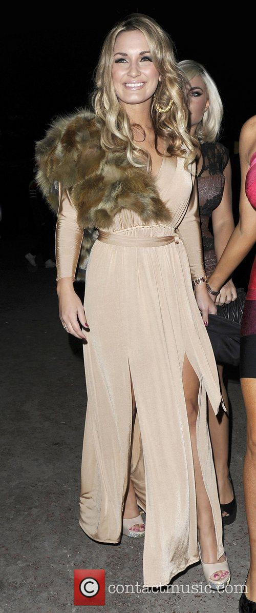 Sam Faiers and Penthouse 11