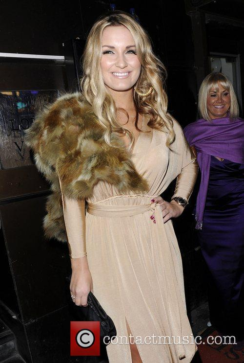 Sam Faiers and Penthouse 7