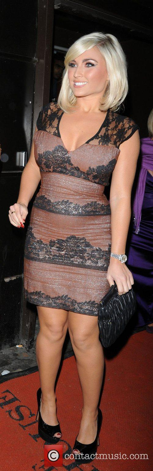 Billie Faiers  at The Only Way Is...