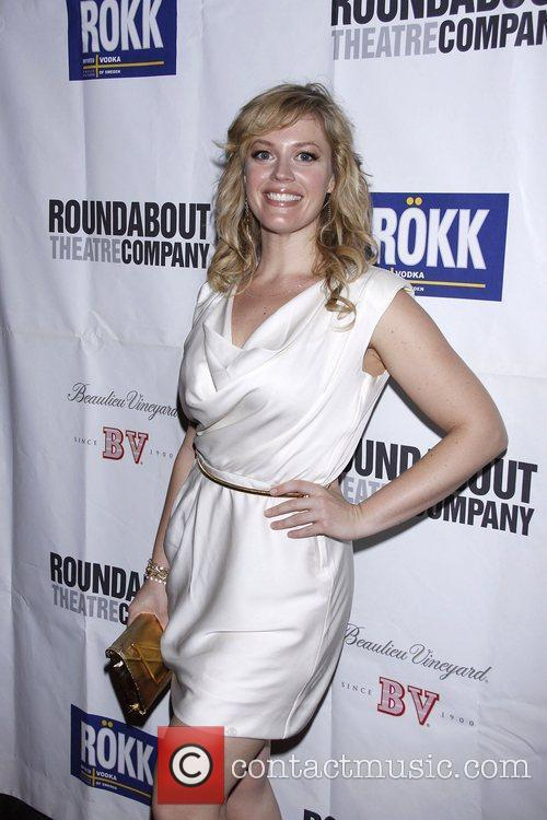 Opening night of the Broadway production of 'The...