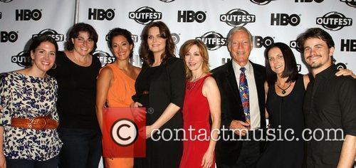 Emily Deschanel, Jason Ritter, Richard Chamberlain and Sharon Lawrence 11