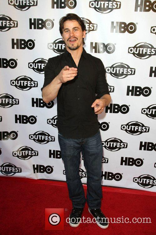 Jason Ritter 2011 Outfest Film Festival Screening of...