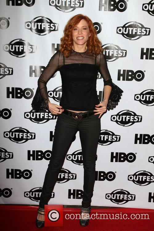 Kristen Dalton 2011 Outfest Film Festival Screening of...