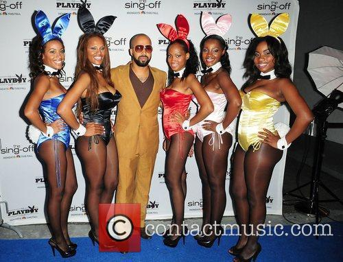 Kenny Burns and Playboy Bunnies The 15th Annual...