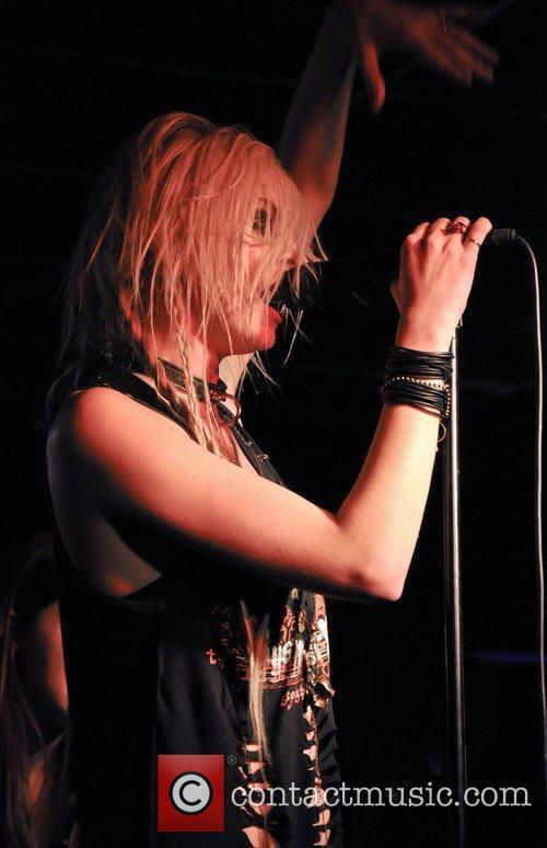 The Pretty Reckless perform live at The Wonder...