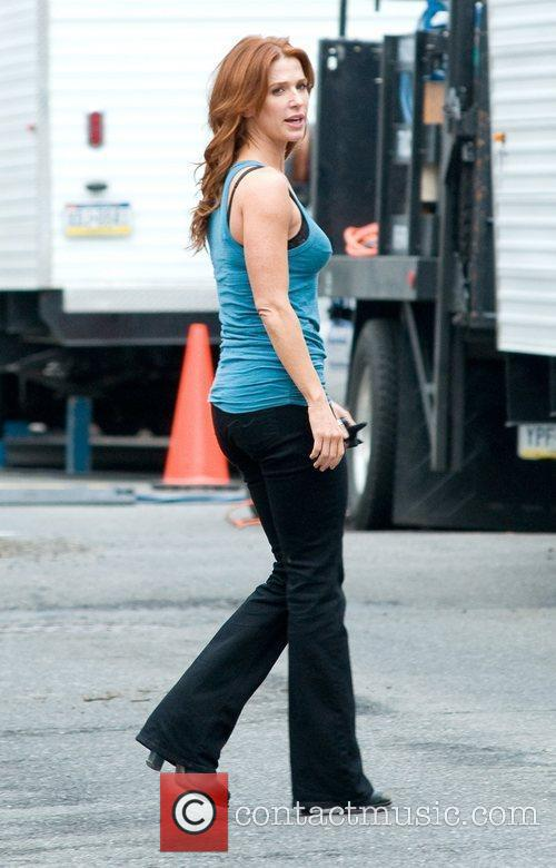 Poppy Montgomery The cast of 'The Rememberer' film...