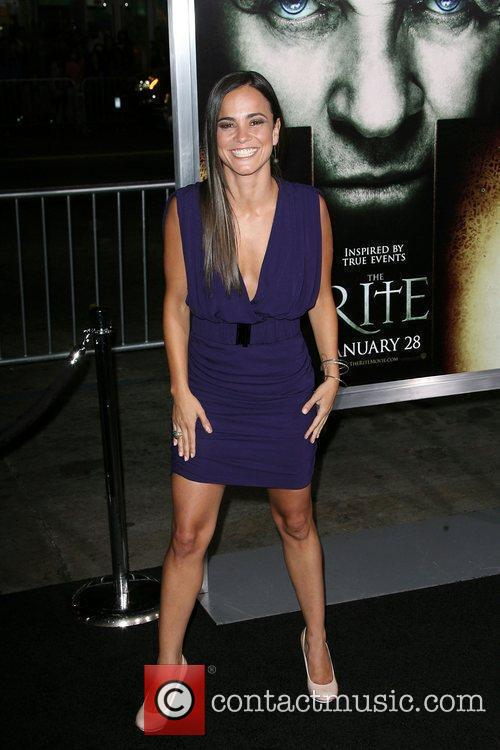 Los Angeles Premiere of Warner Bros' The Rite...