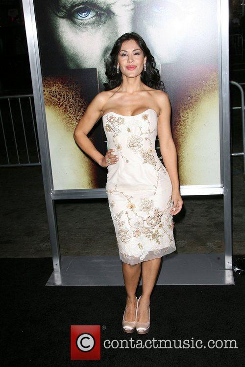 Carla Ortiz Los Angeles Premiere of Warner Bros'...