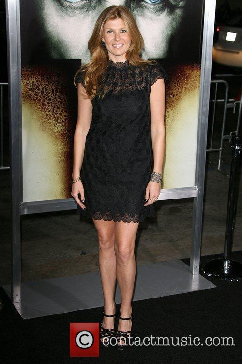 Connie Britton Los Angeles Premiere of Warner Bros'...