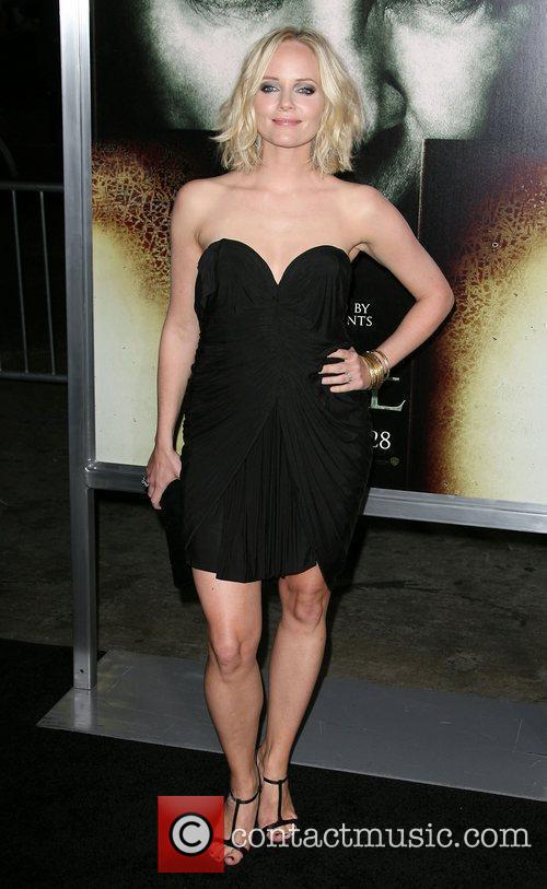 Marley Shelton Los Angeles Premiere of Warner Bros'...