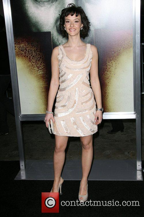 Marta Gastini Los Angeles Premiere of Warner Bros'...