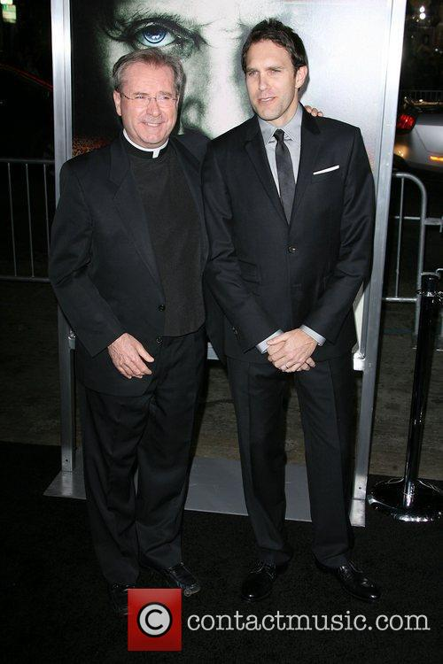 Father Gary Thomas and Matt Baglio Los Angeles...
