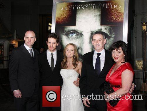 Colin O'donoghue And Family 2