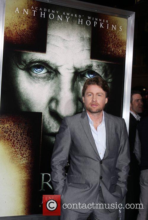 Mikael Hafstrom Los Angeles Premiere of Warner Bros'...