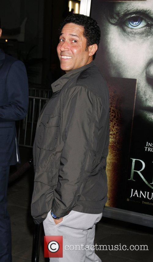 Oscar Nunez Los Angeles Premiere of Warner Bros'...