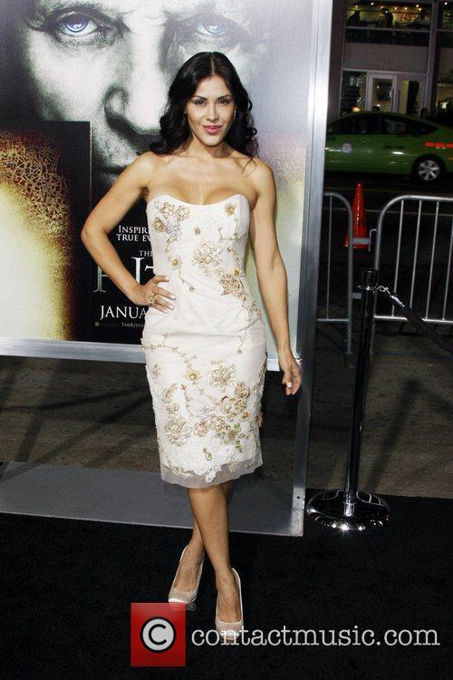 Actress Carla Ortiz  Los Angeles Premiere of...