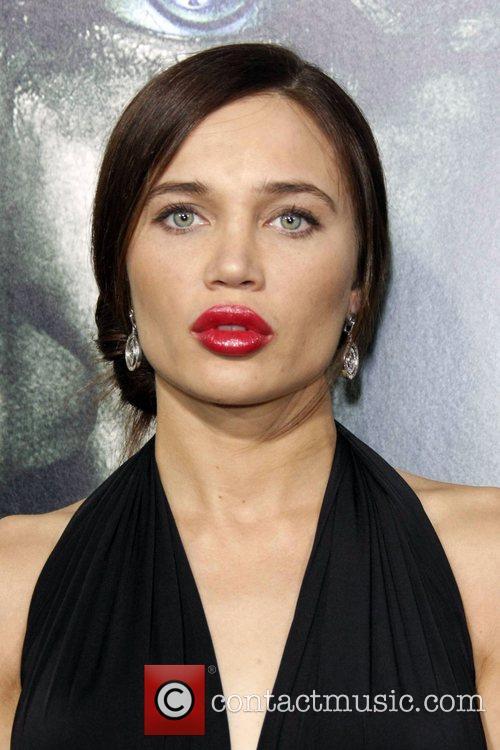 Actress Natalie Gal  Los Angeles Premiere of...