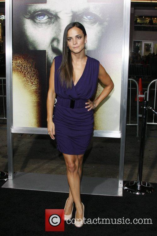 Actress Alice Braga  Los Angeles Premiere of...