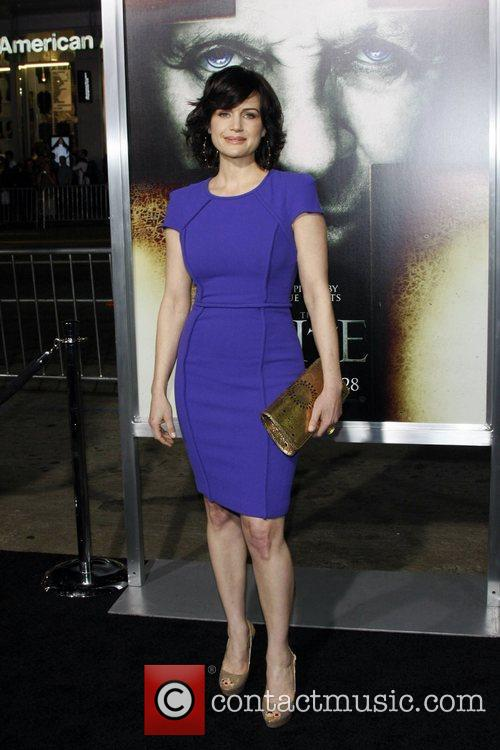 Actress Carla Gugino  Los Angeles Premiere of...