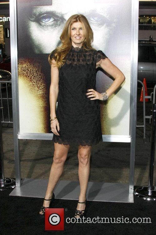 Actress Connie Britton Los Angeles Premiere of Warner...