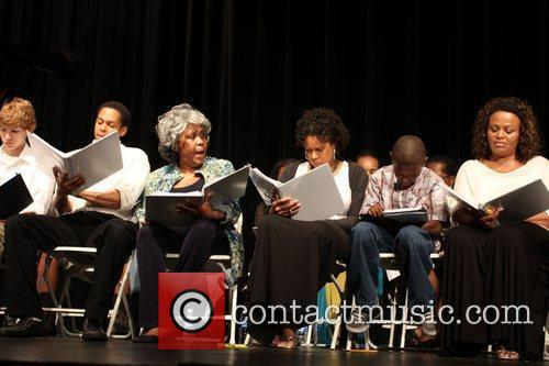 'The Road To Freedom' live audience stage reading...
