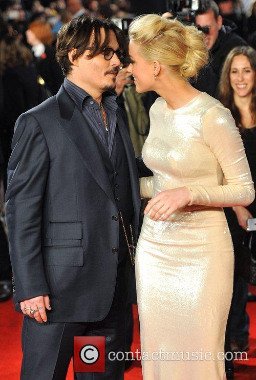 Johnny Depp and Amber Heard 11