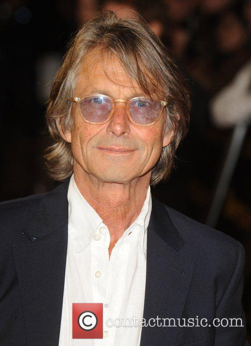 Bruce Robinson at the premiere of Rum Diary...