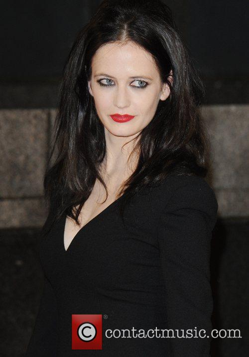 Eva Green at the premiere of Rum Diary...