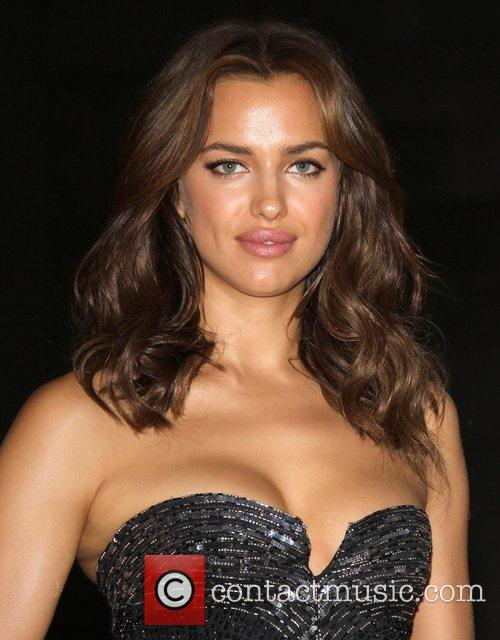 Irina Shayk and Metropolitan Museum Of Art