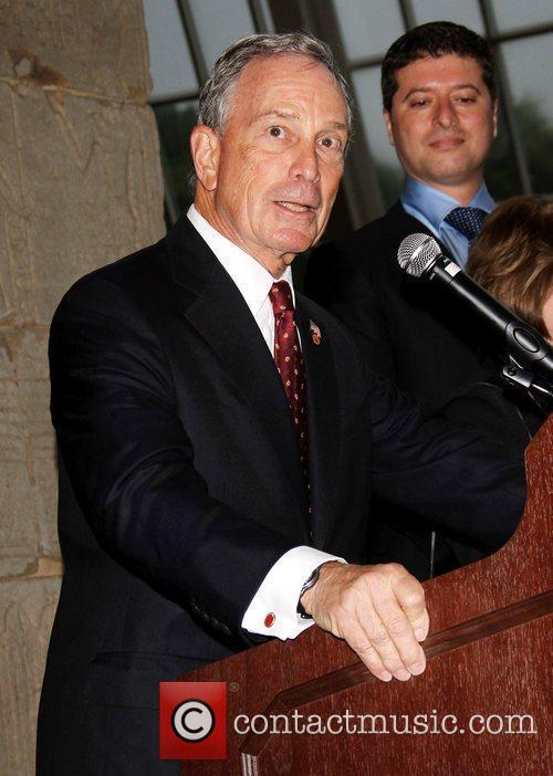 New York City Mayor Michael Bloomberg The 9th...