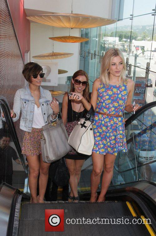 Frankie Sandford, Mollie King, The Saturdays and Una Healy 13