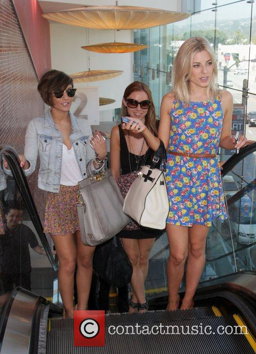 Frankie Sandford, Mollie King, The Saturdays and Una Healy 9