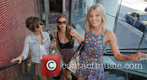 Frankie Sandford, Mollie King, The Saturdays and Una Healy 7