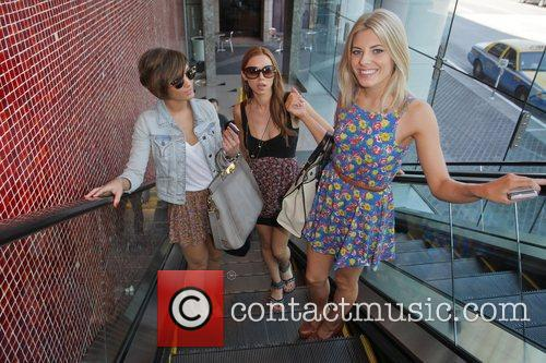 Frankie Sandford, Mollie King, The Saturdays and Una Healy 10