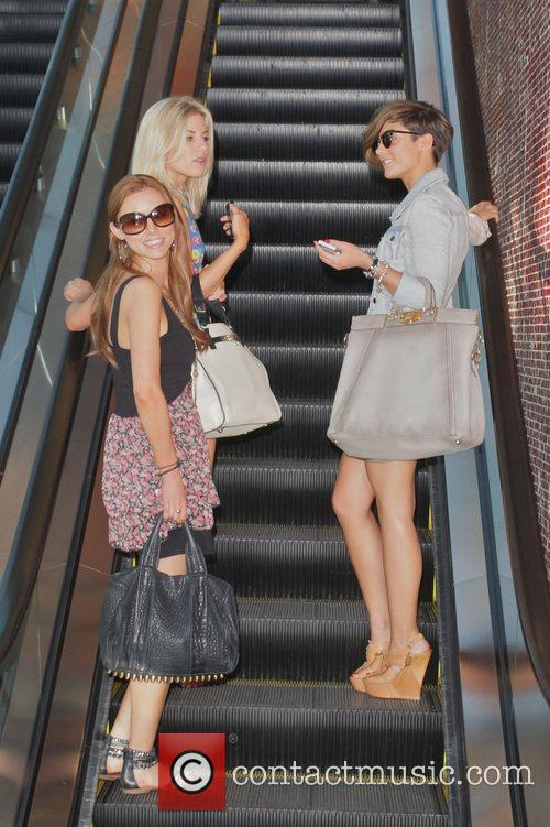 Una Healy, Frankie Sandford, Mollie King and The Saturdays 2