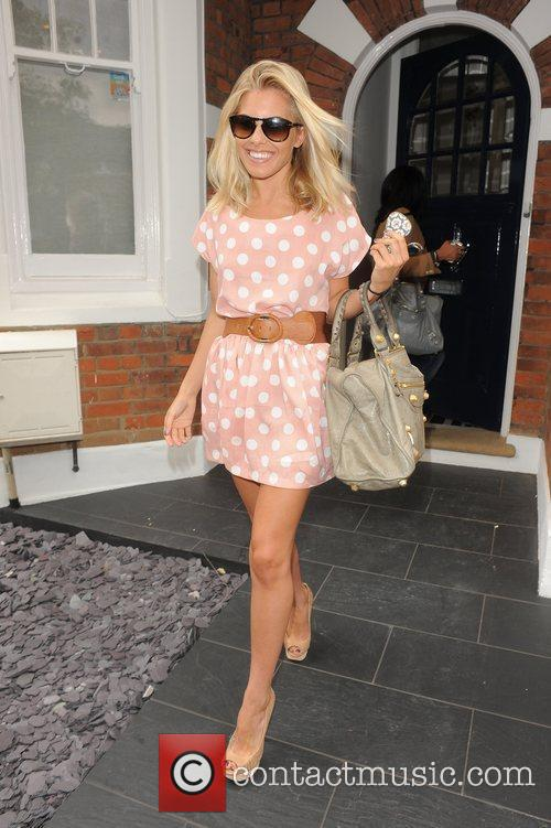 Mollie King and The Saturdays 9
