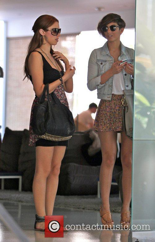 Una Healy and Frankie Sandford 9