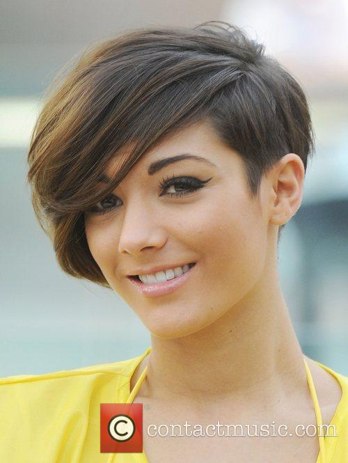Frankie Sandford  The Saturdays at a photo...