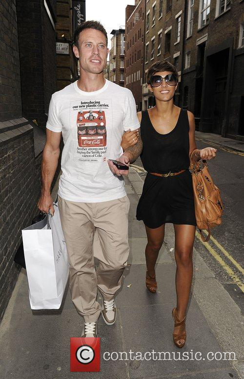 Frankie Sandford, The Saturdays, Wayne Bridge