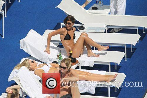 Frankie Sandford, Mollie King and The Saturdays 8