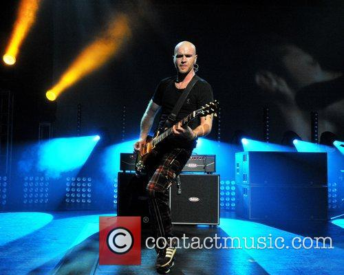 The Script perform live at The Fillmore Miami...