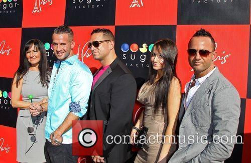 Mike 'The Situation' Sorrentino of Jersey Shore hosts...