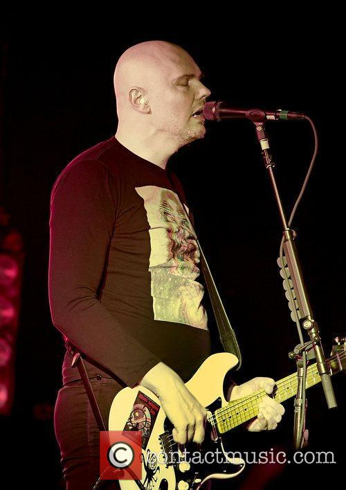 billy corgan the smashing pumpkins performing at 3605689
