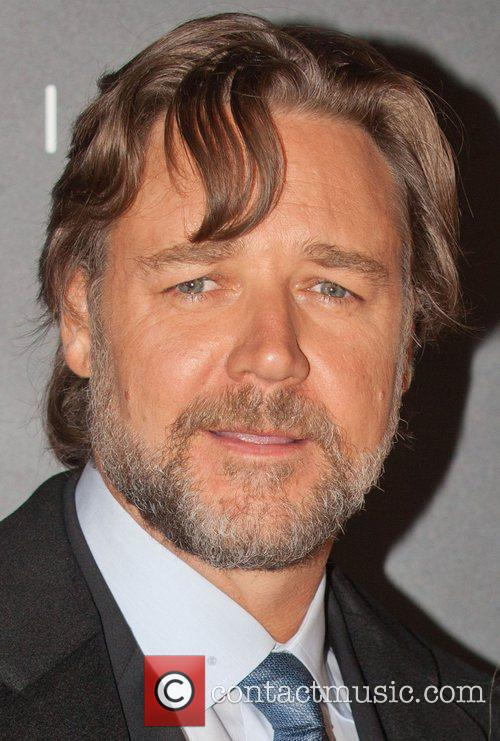 Russell Crowe arrives at the opening of 'The...