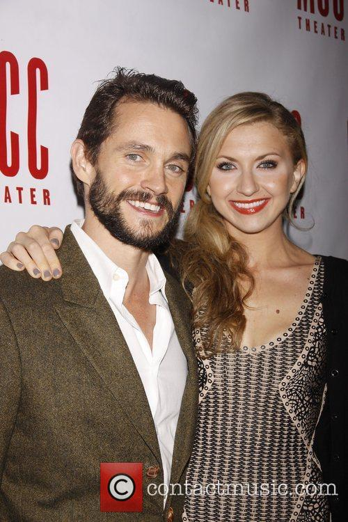 Hugh Dancy and Nina Arianda Afterparty for the...