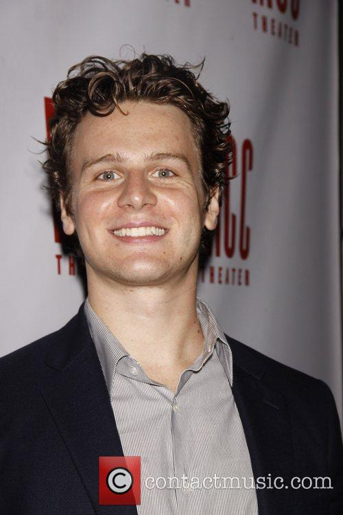 Jonathan Groff Afterparty for the World premiere of...